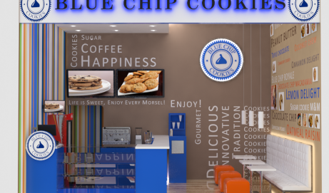 Blue Chip Cookies Licensing Program