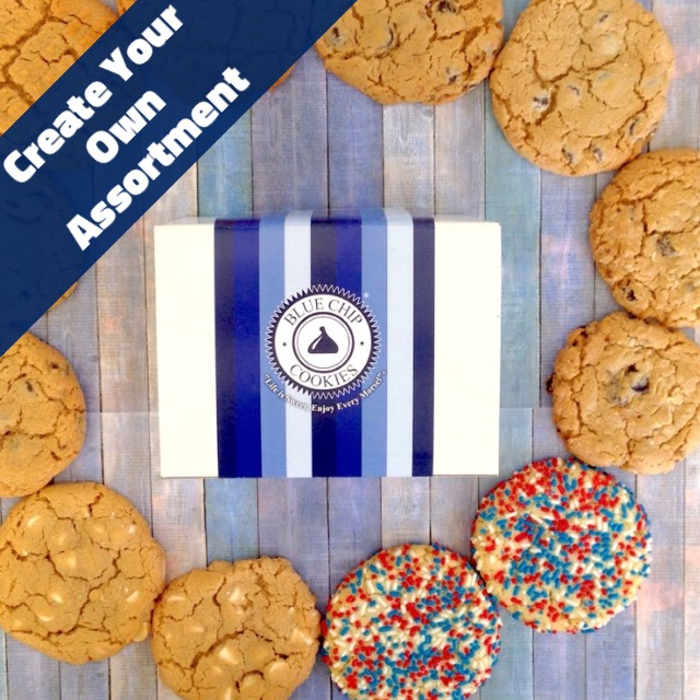 Create You Own Cookie Assortment