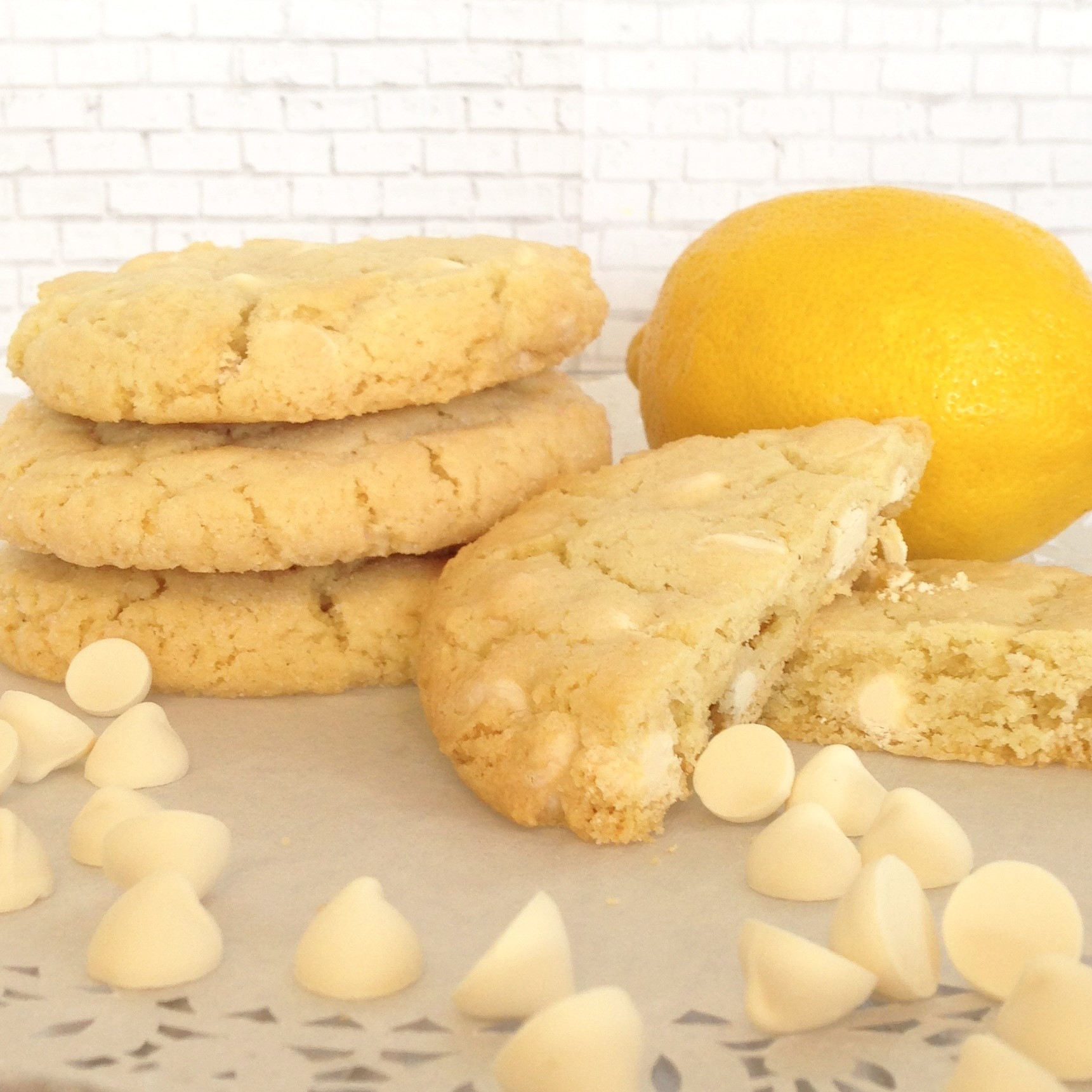 White Chocolate Macadamia and more