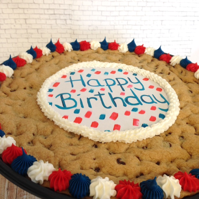 Best Cookie Cakes by Mail