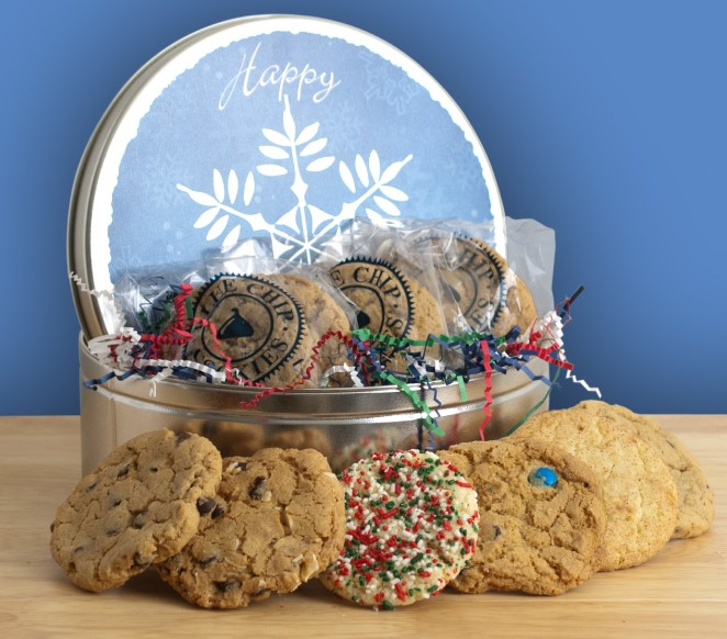 Excellent Corporate Holiday Cookie Gifts