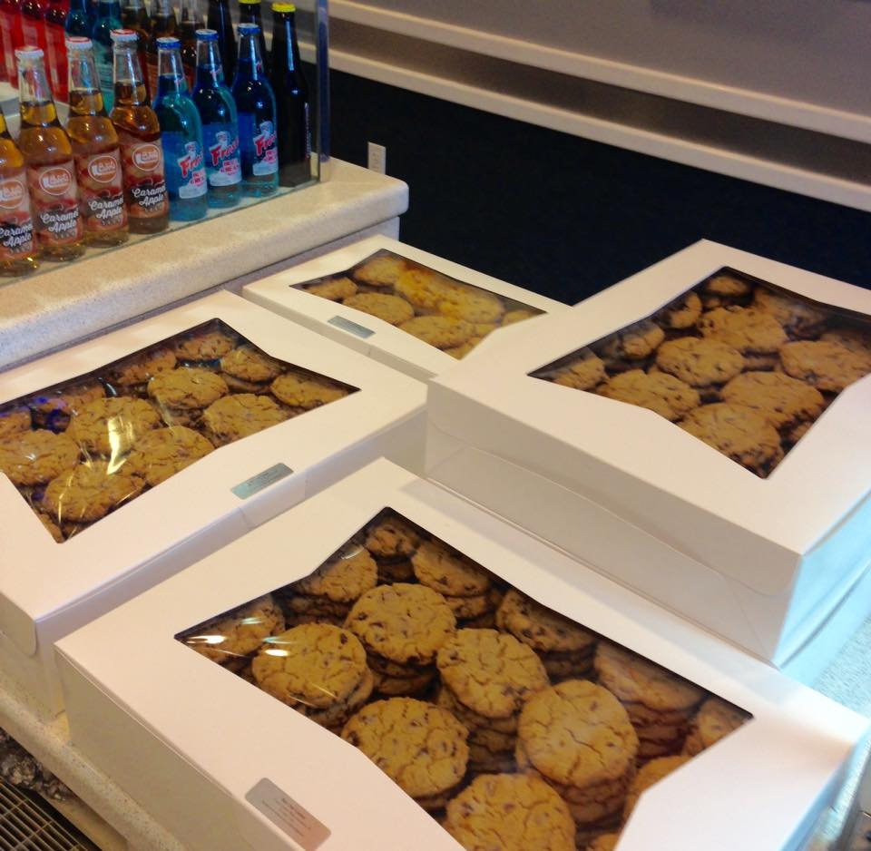 Cookies for Catering Events